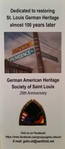 GAHS Brochure